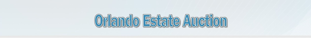 Cocoa Beach Florida estate sales by auction
